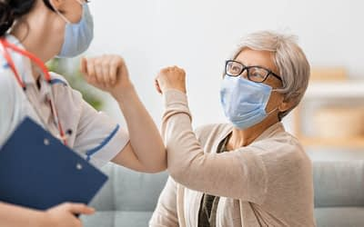 Caring for Older People During the COVID-19 Pandemic