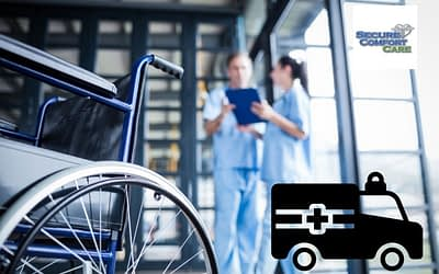 What Qualities Make NEMT Services and Staffs Best for Disabled Patients