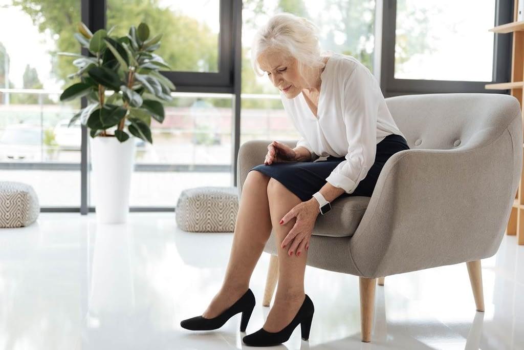 Joint pain in senior citizen