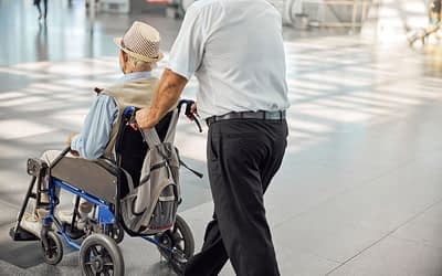 A Dedicated Long-Distance Elderly Transportation Service is What Senior People Need