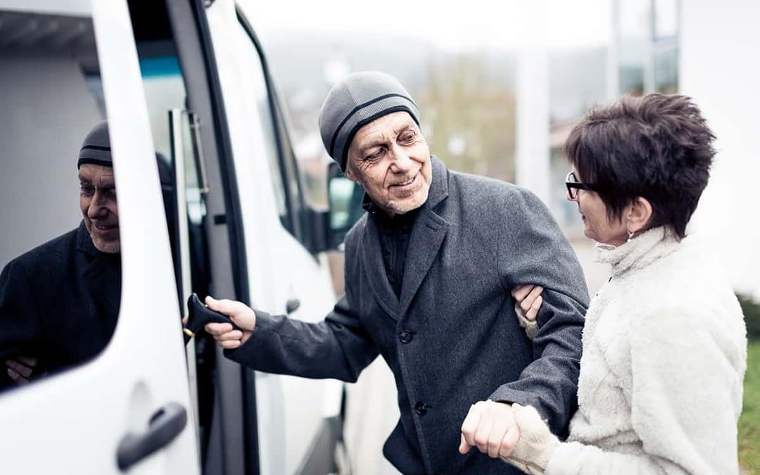 The Perks Of Senior Door-to-door Transportation