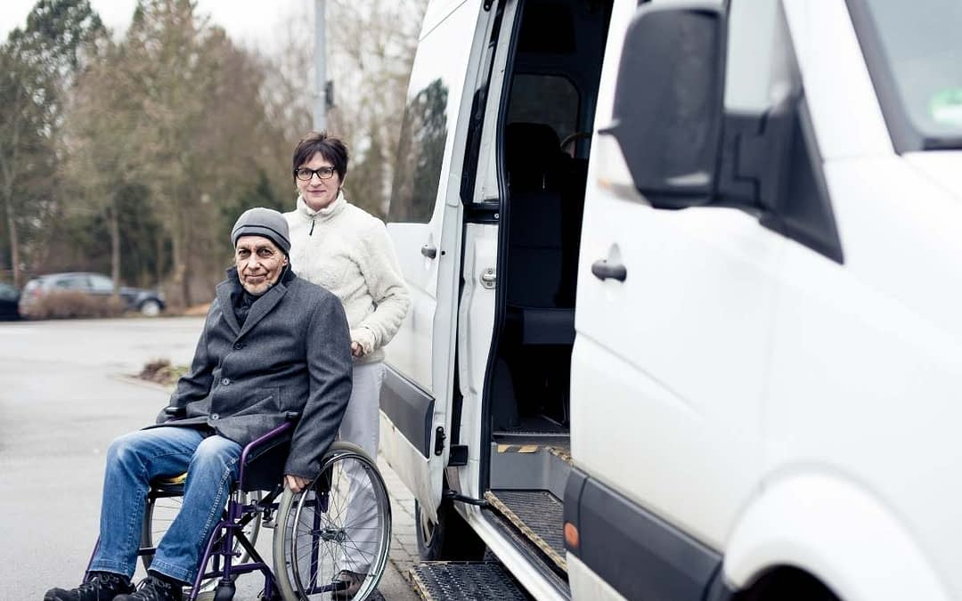 How do Transportation Services get Older People Going in their Daily Life?