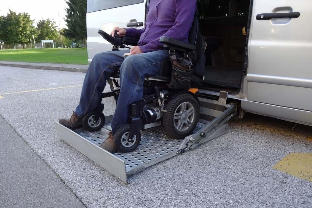 Ideal wheelchair transport option