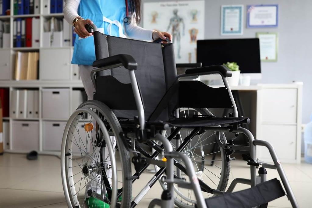 Transport Wheelchair As DME
