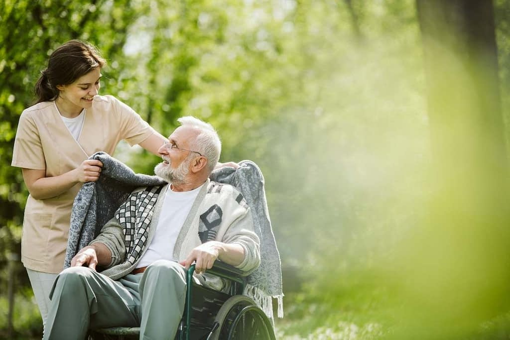 Effectiveness of Home Care Treatment for Older People