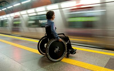 Public Transportation for Disabled People and A Better Approach They Can Look Forward To