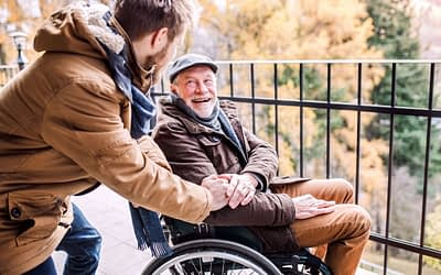 Lessons to Learn from Disabled People And What We Can Give Them in Return