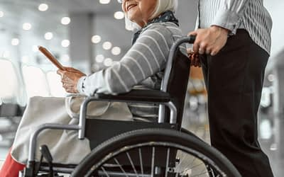 Here's What You Should Know About The Increasingly Popular Transport Wheelchair